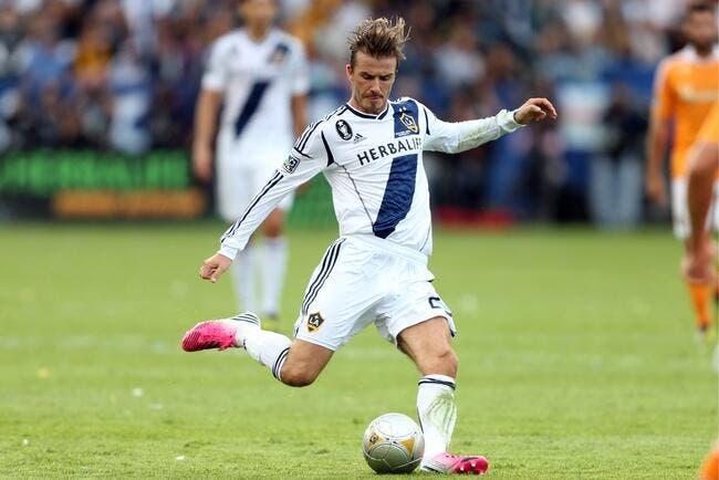 David Beckham à l'AS Monaco, c'est non