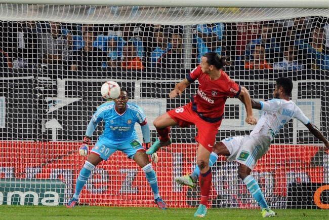 Ibrahimovic, un doublé ne vaut rien si le PSG ne bat pas l'OM