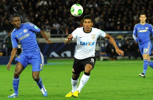 Le PSG place ses billes pour Paulinho