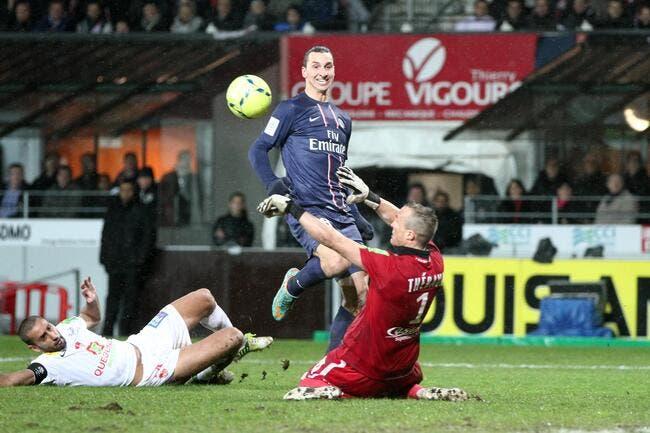 Même les supporters adverses applaudissent Ibrahimovic pour Ancelotti