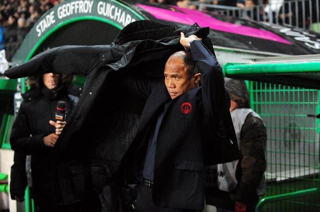 Pour Kombouaré, il était normal de se faire virer du PSG