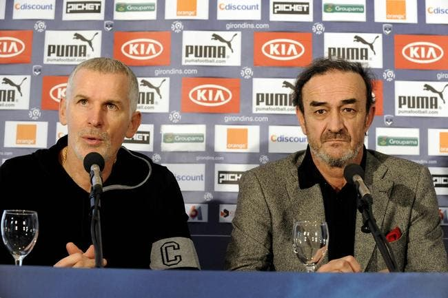 Francis Gillot finalement un an de plus à Bordeaux ?