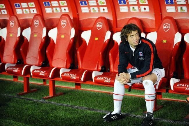 Diego Lugano confirme qu'il va quitter le PSG au mercato de janvier