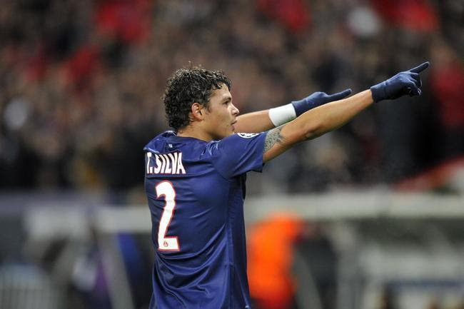 Le Samba d'Or 2012 pour Thiago Silva