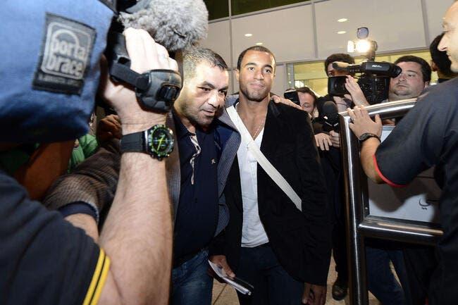 Vidéo : Lucas Moura est arrivé à Doha et au PSG !