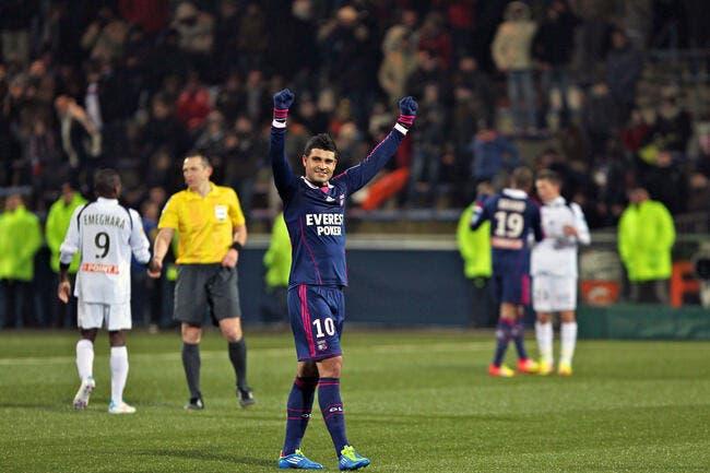 Vidéo : Les buts de Lorient–Lyon (2-4 ap.)