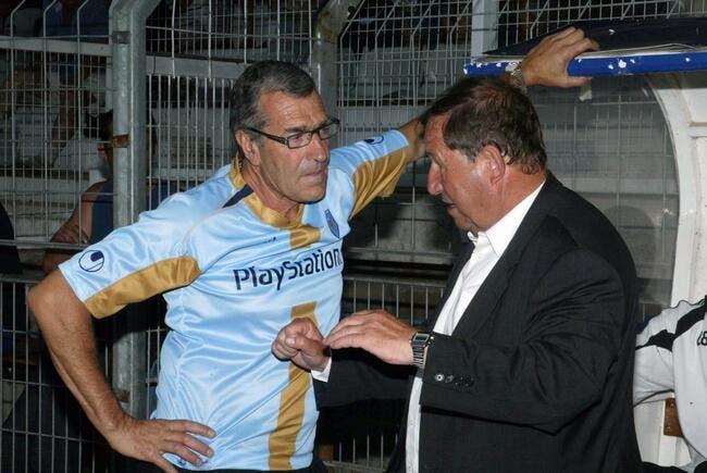 Guy Roux a conseillé à Bourgoin de virer Fournier