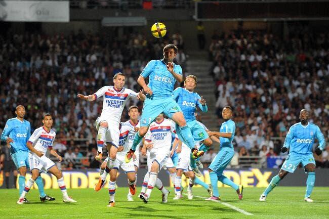 OM-OL, il n'y a pas mieux en France pour une finale estime Aulas