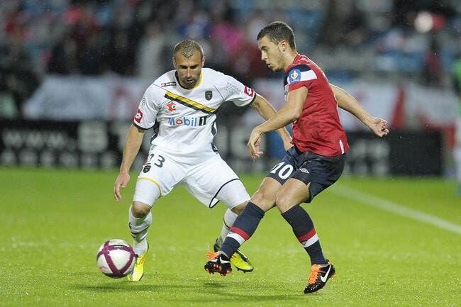 Sochaux-Lille, les joueurs voulaient disputer le match, pas l'arbitre