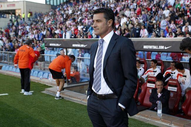Séville nomme Michel comme entraineur