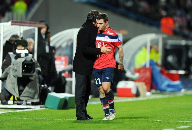 Obraniak sait qu'il n'est pas pleuré à Lille