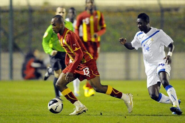 Pour Ayew, il ne manque plus que les titres au Ghana