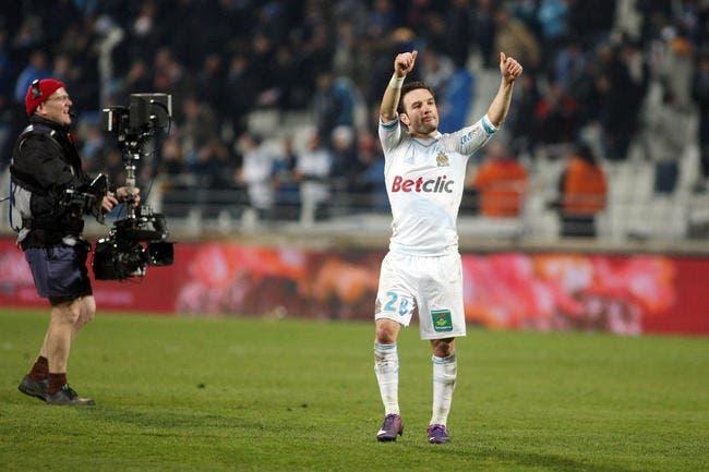 Anigo voit Valbuena quitter l'OM cet été