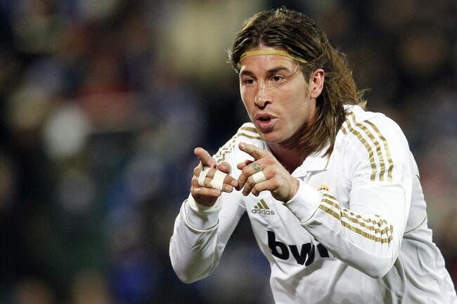 Sergio Ramos n'aime pas les Guignols et le Real envisage d'attaquer