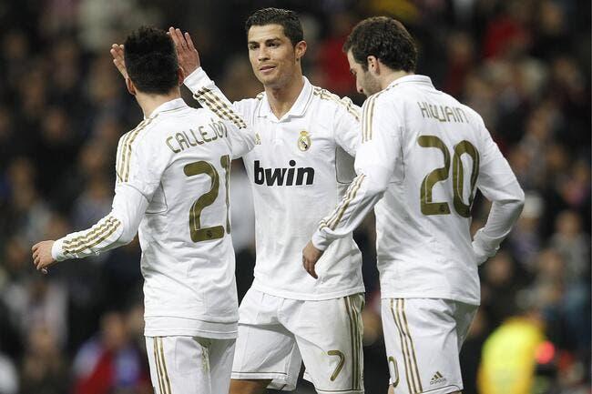 Le Real et Ronaldo font le grand écart avec le Barça