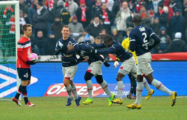 Bordeaux redécouvre l'ambition en championnat