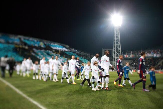 L'OM jouera Bourg-Péronnas au Vélodrome
