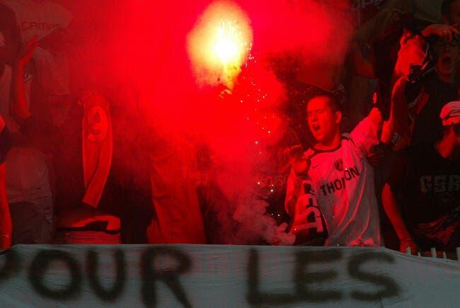 Un fight entre ultras de Nice et du PSG évité de peu à Antibes