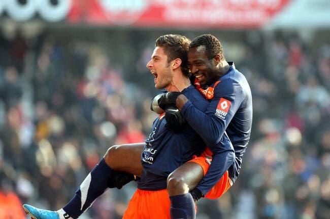 Montpellier veut continuer à titiller le PSG