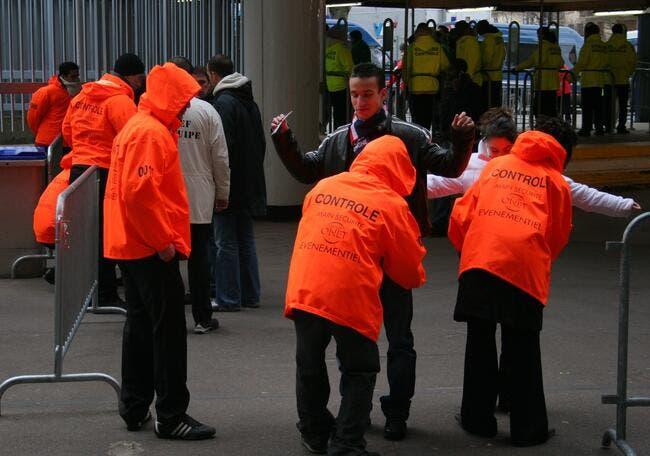 Un stadier niçois interpellé lors du fight avec les supporters du PSG !