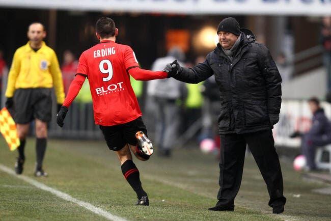 Erding, l'atout qui peut aider Rennes à finir troisième
