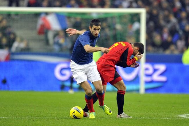 Gonalons rêve d'Euro 2012 mais n'en fait pas une maladie