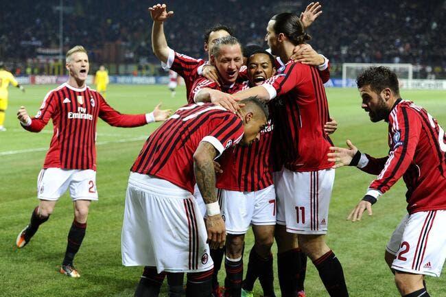 Le Milan AC inflige une gifle historique à Arsenal