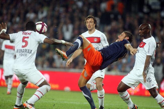 Montpellier ravi de jouer contre « le futur champion de France »