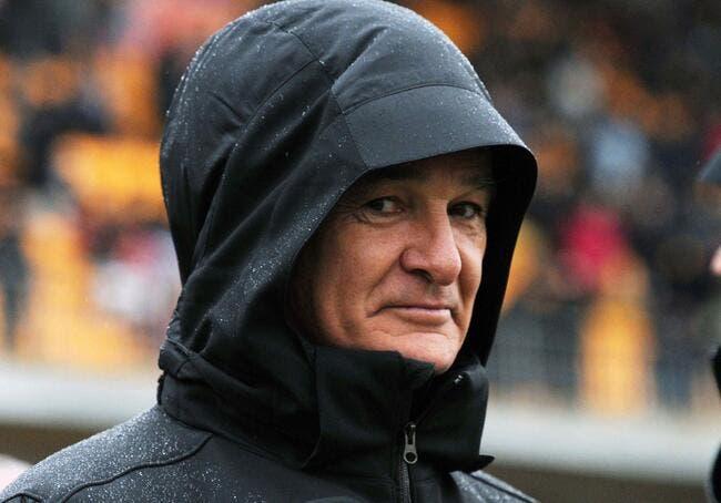 Ranieri essaye de rassurer l'Inter avant l'OM