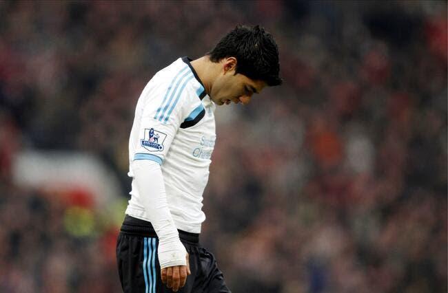 Le PSG en contact avec Suarez !