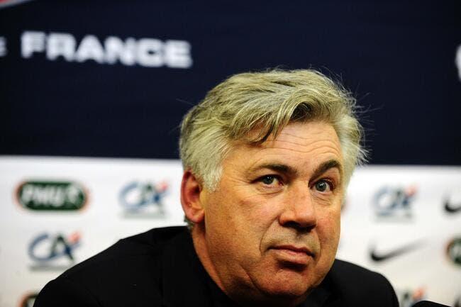 Girard n'est pas du genre à se moquer d'Ancelotti