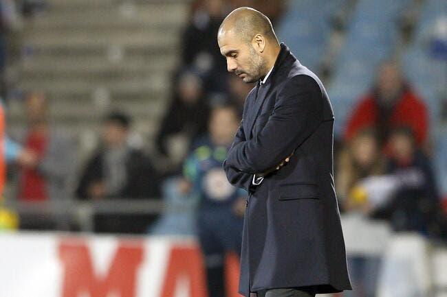 Guardiola avoue qu'il pourrait quitter le Barça
