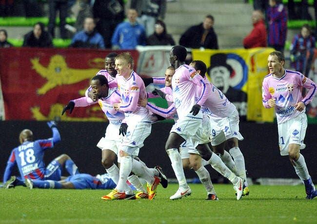Un nul après cinq défaites à l'extérieur, c'est «presque une victoire » pour Evian