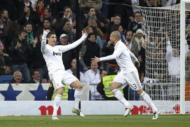 Cristiano Ronaldo bientôt dans le top 10 historique du Real Madrid