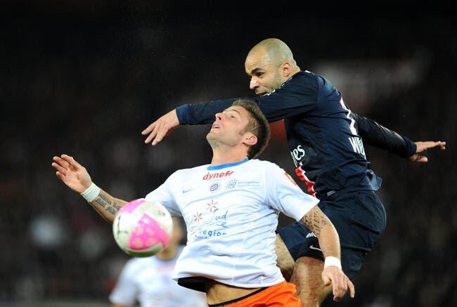 Le PSG s'accroche à sa première place face à Montpellier