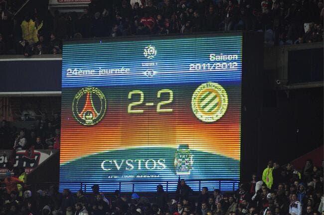 Canal + fait un très bon score avec PSG-Montpellier
