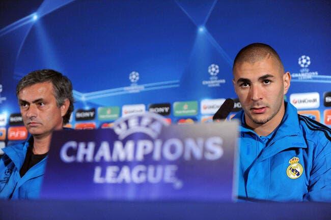Mourinho fait un maxi compliment à Benzema