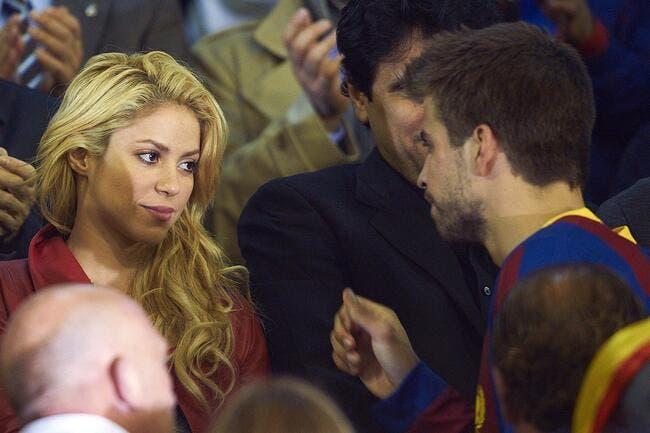 Shakira n'a pas mis Piqué dans le dur au Barça