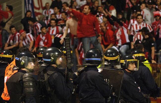 Une liste noire des clubs menacés par le hooliganisme en L1 dévoilée