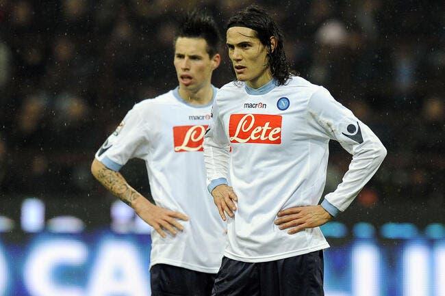 Naples annonce au PSG et aux autres que ses stars ont un prix