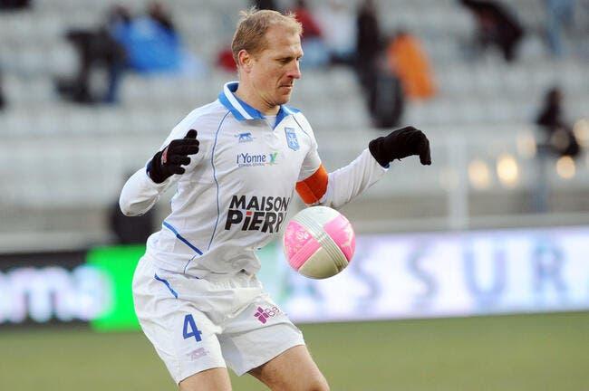 Auxerre tente de trouver du positif dans une défaite