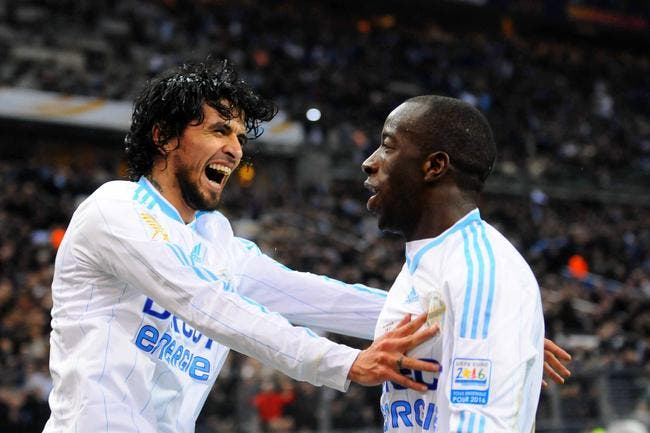 Souleymane Diawara envoie un message à Lucho