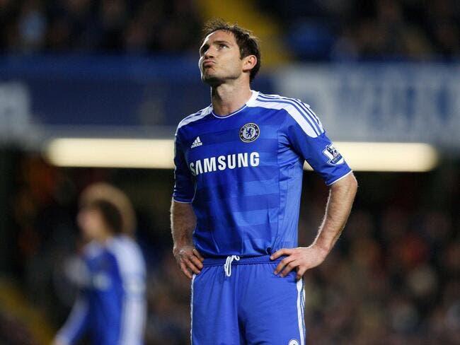 Lampard pourrait claquer la porte de Chelsea pour rejoindre le PSG