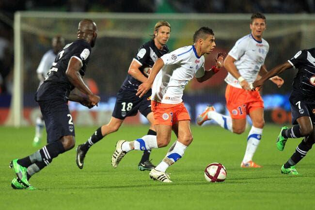 Montpellier craint un Bordeaux qui rêve d'Europe