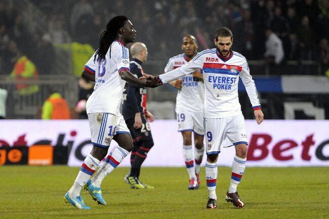 Bafé Gomis refuse de critiquer l'arbitre et préfère parler foot