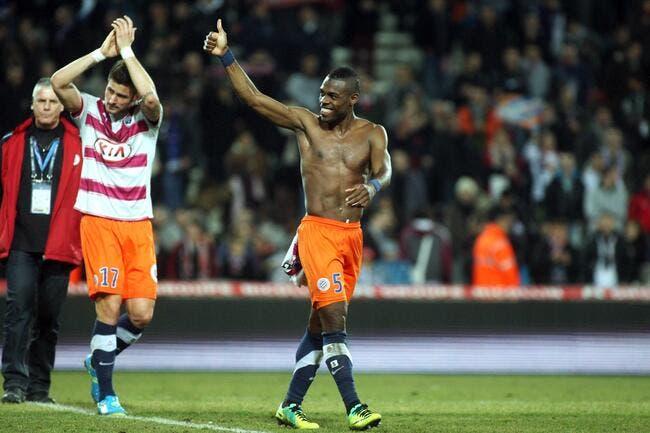 Bédimo avoue que Montpellier veut au moins la Ligue des champions