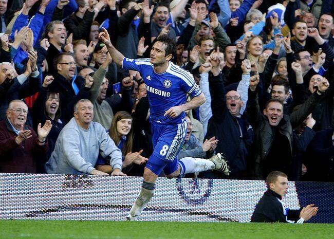 Lampard veut bien être sûr sur le banc… si Chelsea gagne