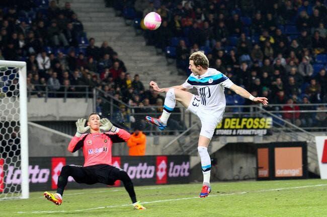 Roux reçu 5 sur 5 à Lille