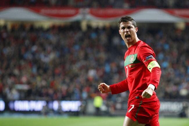 Cristiano Ronaldo ne vise que la victoire à l'Euro 2012