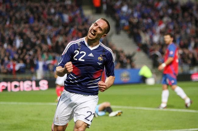 Franck Ribéry regrette le bon vieux temps